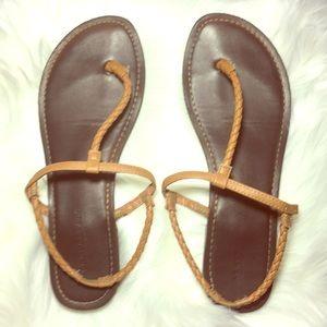Aeropostale sandals designed in New York